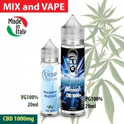Blue Dream CBD 1000 - Shot series 20ml