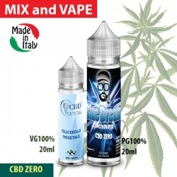Blue Dream CBD ZERO - Shot series 20ml