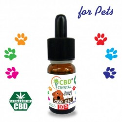 CBD OIL for pets 10%
