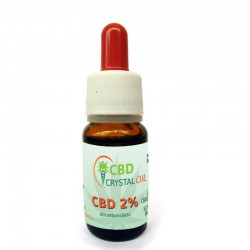 CBD OIL 2% - 10 ML