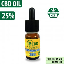 CBD HEMP OIL 25%
