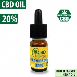 CBD HEMP OIL 20%