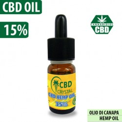 CBD HEMP OIL 15%